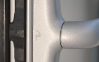 Planet 72HT profili alluminio a taglio termico particolare