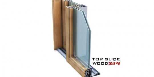 Top Slide Wood