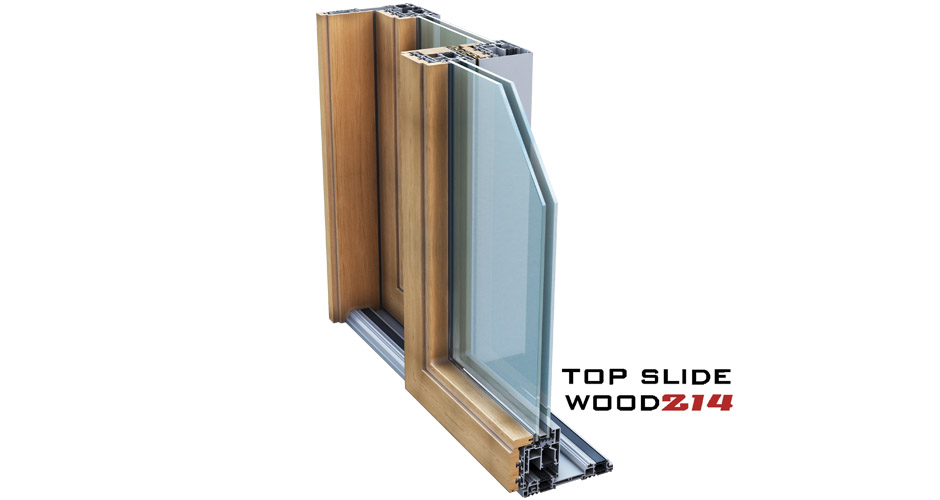 Top Slide Wood