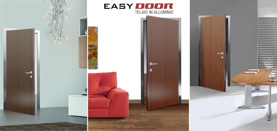 easy door telaio alluminio