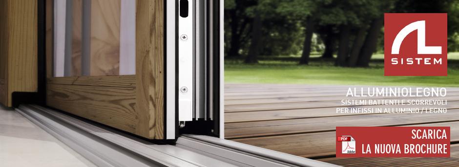 alluminio-legno