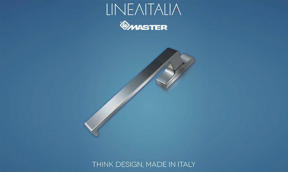 maniglie linea Italia