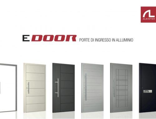 Edoor – Porte di ingresso in alluminio