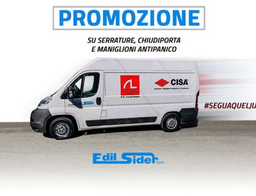 Promozione prodotti CISA