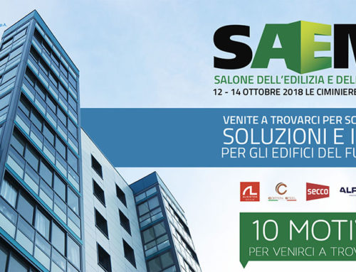 SAEM 2018 – Salone dell'edilizia e della casa