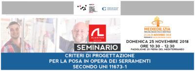 seminario posa in opera mediedilizia