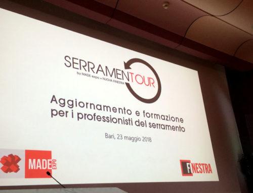 Serramentour 2019, a Catania l'evento per i professionisti del serramento