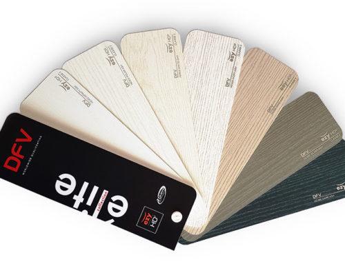 Élite Collection, 7 nuovi colori in Classe 2 garantiti 15 anni